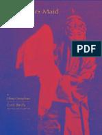 Cyril Birch - Mistress and Maid (Jiaohong ji) by Meng Chengshun (2001)