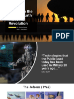 Military in the Era of Fourth Industrial Revolution- 20 March 2019