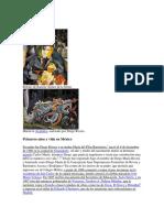 Biografía Diego Rivera