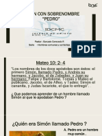 002 Simon llamado Pedro