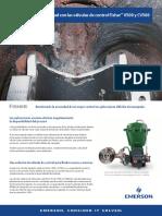 brochure-válvula-de-control-rotativa-fisher-v500-de-obturador-excéntrico-fisher-v500-rotary-eccentric-plug-control-valve-es-125090