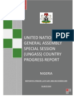 Nigeria 2010 Country Progress Report En