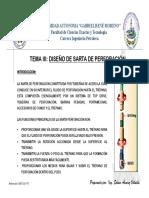 III DISEÑO SARTA DE PERFORACION EAV PET-201