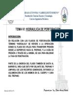 TEMA IV_HIDRAULICA DE PERFORACION EAV PET-201