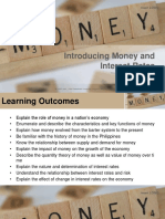 Introducing Money and Interest Rates