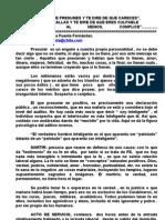 FALSOS MARTIRES en CARABINEROS DE CHILE