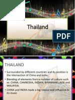 G8 music of thailand