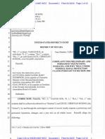 Excel Christian School lawsuit