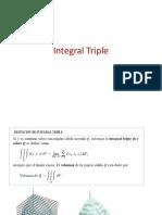 CM Integral Triple