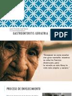 Gastroenteritis Geriatria