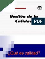 CONCEPTOS BASICOS DE LA CALIDAD