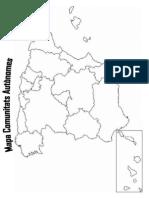 mapa com. autònomes