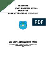 proposal prakerin 2018-2019