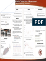 Faraday Rotation + Verdet Constant Poster
