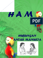 HUBUNGAN ANTAR MANUSIA. 2