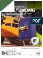 Filtros y Lubricantes VCE Ene-Mar 2019