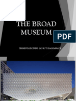 the broad museum.pptx