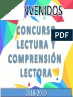 LONA CONCURSO LECTURA Y COMP