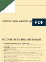 MENTORATUL DIDACTIC_M1.ppt