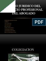 Marco Juridico Del Ejercicio Profesional Del Abogado