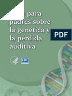 Guía para padres sobre la genética y la pérdida auditiva