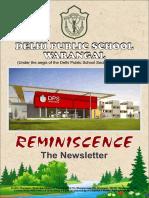 News Letter (DPS Warangal) 2019-20