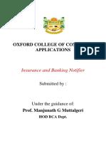 insuaranceandbankingsynopsis
