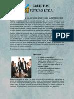INFORMACION CREDITOS FUTURO LTDA