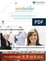 Taller Business Model Canvas y Pitch