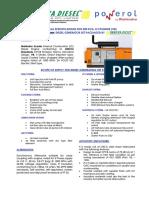500 kVA EDG Innova Diesel