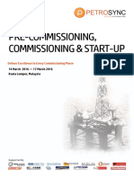 PetroSync_-_Pre_-_Commissioning_Commissioning_and_Start_-_Up_2016