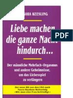 Barbara Keesling - Liebe Machen Die Ganze Nacht Hindurch
