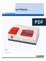 humalyzer primus service manual