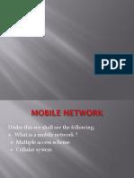 prsentation group 5 moble network