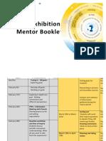 PYPx mentor booklet 2018-2019