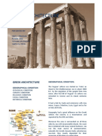 Microsoft PowerPoint - GREEK ARCHITECTURE
