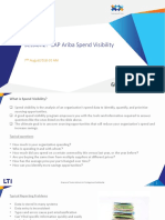 Session2- SAP Ariba Spend Visibility.pptx