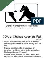 Organizational Change Management 101.151001d