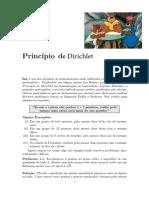 PD Princípio de Dirichlet