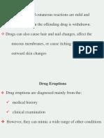 Drug Eruptions, neuw.ppt