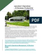 Microsoft Corporation.docx