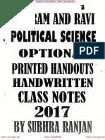 Shubhra Ranjan PSIR Paper 1 Notes Part 3 [upscpdf.com]