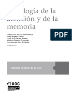 Intro_Psicología de la atención y la memoria