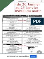 TANGER Pharmacies De Garde Aujourd'hui Farmacia de Guardia