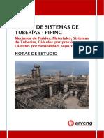 DISEÑO DE SISTEMAS DE TUBERÍAS - PIPING