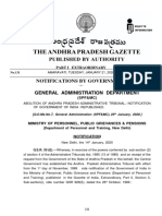 Abolition of AP Administrative Tribunal