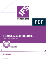 01_Introduction to IFS Aurena