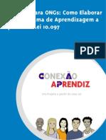 Cartilha Conexao Aprendiz ONGS