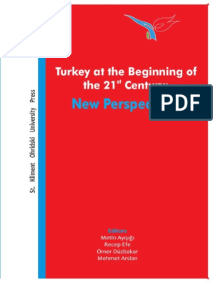 Turkey At The Beginning Of 21st Century Pdf Flour Marxism