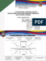 INFORME FINAL SERVICIO COMUNITARIO (PRESENTACIÓN)